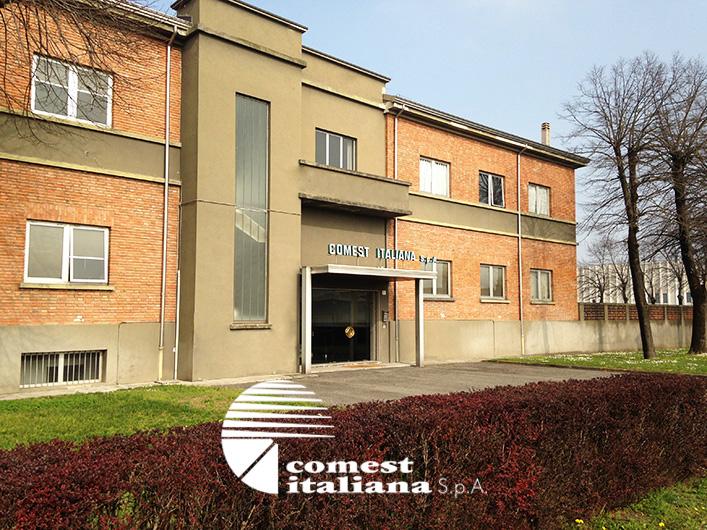 SEDE COMEST ITALIANA logo