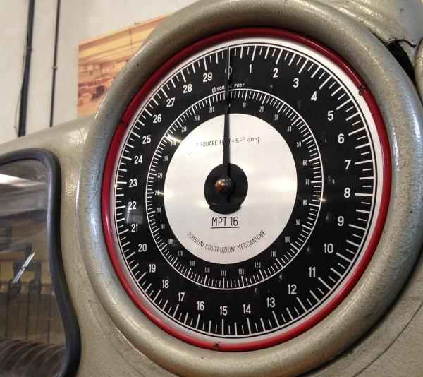 misuratrice tomboni